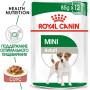 Влажный корм для собак Royal Canin Mini Adult (для мелких пород) 85 г