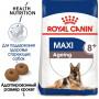 Сухой корм для пожилых собак Royal Canin Maxi Ageing 8+ (для крупных пород) 15 кг