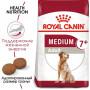 Сухой корм для пожилых собак Royal Canin Medium Adult 7+ (для средних пород) 15 кг