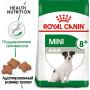 Сухой корм для пожилых собак Royal Canin Mini Adult 8+ (для мелких пород) 4 кг