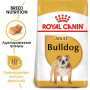Сухой корм для собак породы Английский Бульдог Royal Canin Bulldog Adult 12 кг