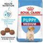 Сухой корм для щенков Royal Canin Medium Puppy (для средних пород) 14 кг