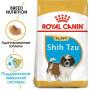 Сухой корм для щенков Ши-тцу Royal Canin Shin Tzu Puppy для собак до 10 месяцев 500 г