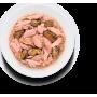 Влажный корм для кошек Grandorf беззерновой, Филе тунца с мидиями 70 г