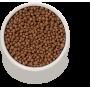 Сухой корм для стерилизованных и пожилых кошек One & Only Adult Sterilised монобелковый, Ягненок с бурым рисом 2 кг