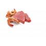 Bлажный корм для кошек Farmina N&D Ocean беззерновой, с тунцом и с креветками 80 г